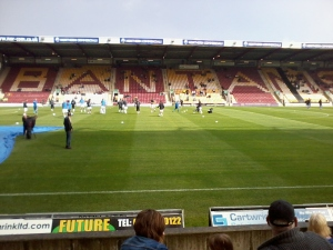 """Valley Parade"" - Home of the Bantams"