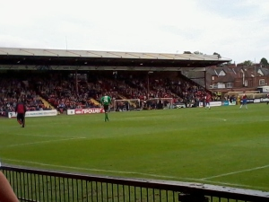 "York City Stadium: ""Bootham Crescent"""