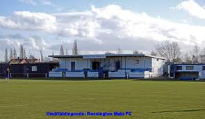The Home of Rossington Main.