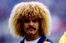 You almost miss the stache, with the classic Valderrama hair!