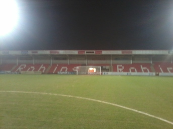 Home of the Robins