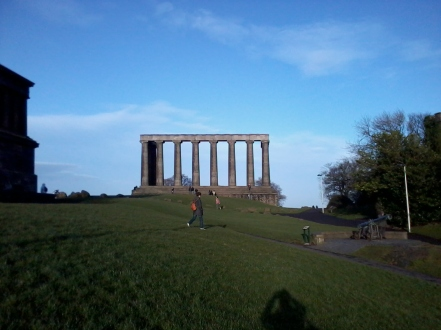 The almost Parthenon!