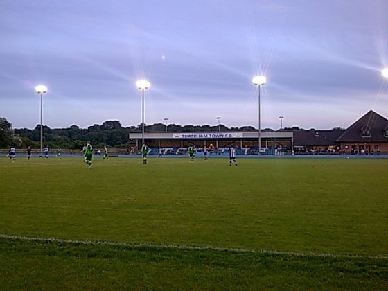 Thatcham's Ground - Waterside Park (located by the side of the Kennet River)