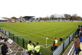Testwood Stadium - Home of AFC Totton
