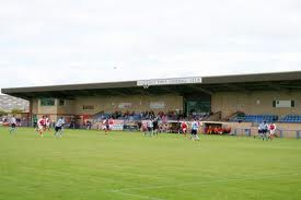 The Hand Stadium - Home of Clevedon Town